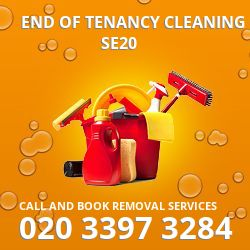 end of tenancy cleaners Penge