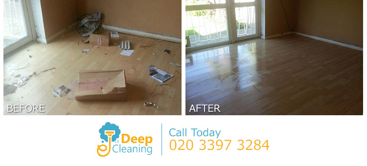 London End of Tenancy Cleaning