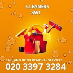 Knightsbridge house cleaners SW1