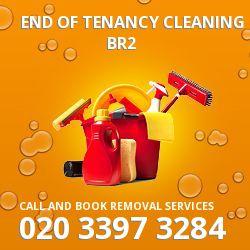 end of tenancy cleaners Bickley