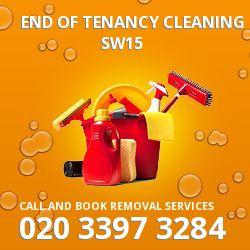 end of tenancy cleaners Roehampton