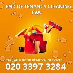 end of tenancy cleaners Kew
