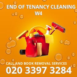 end of tenancy cleaners Ravenscourt Park