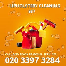 Charlton clean upholstery SE7