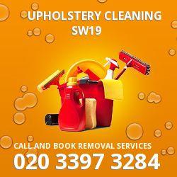 Wimbledon Park clean upholstery SW19