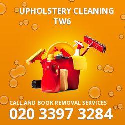Heathrow clean upholstery TW6