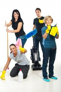 End of Tenancy Cleaning UK